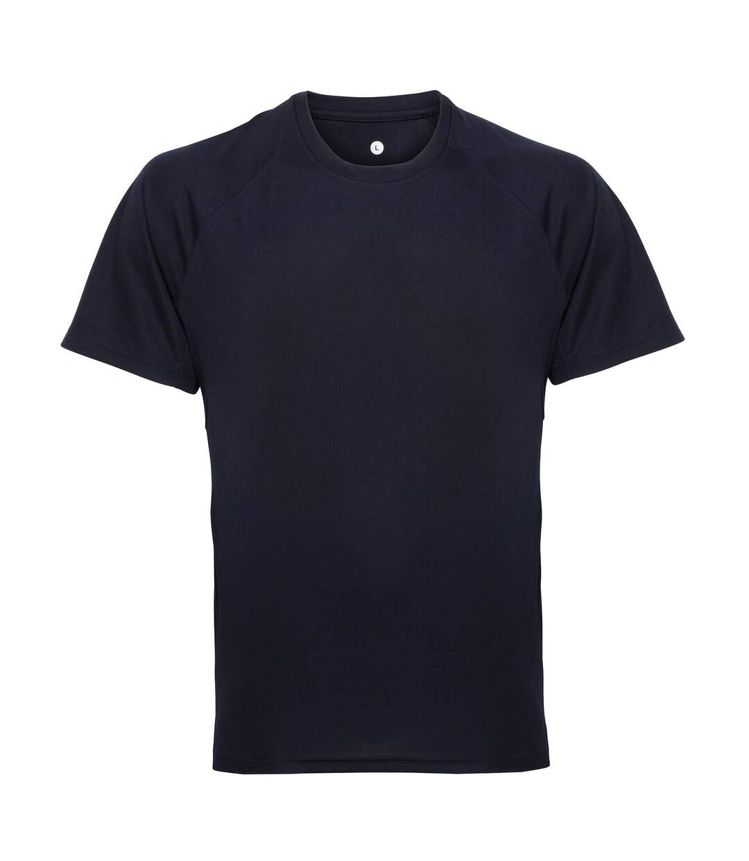 Tri Dri Mens Panelled Short Sleeve T-Shirt (French Navy) - UTRW4799