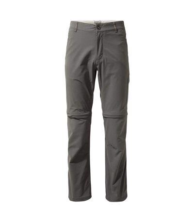 Craghoppers - Pantalon Convertible Pro - Homme (Beige) (43 FR Court) - UTCG1094