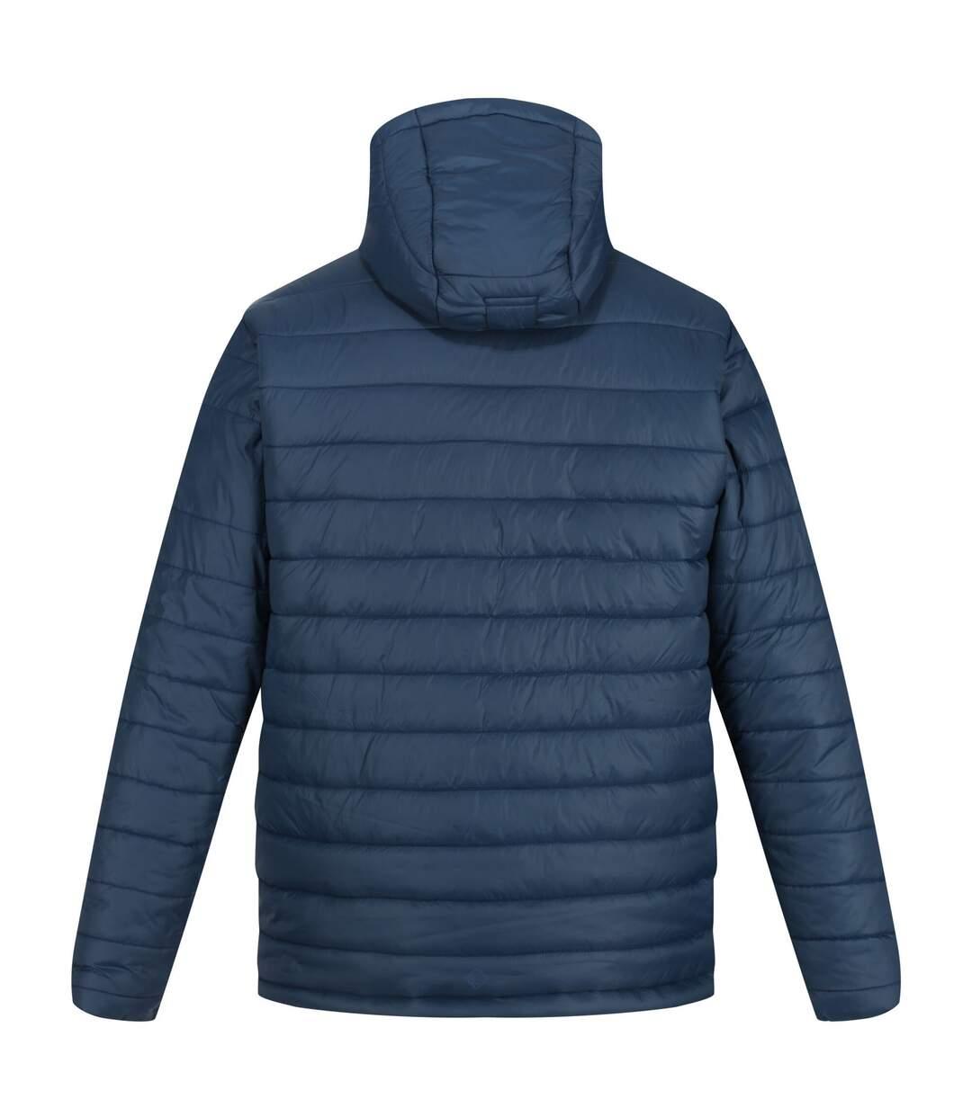 Regatta Mens Volter Loft Heated Insulated Jacket (Nightfall Navy) - UTRG5674