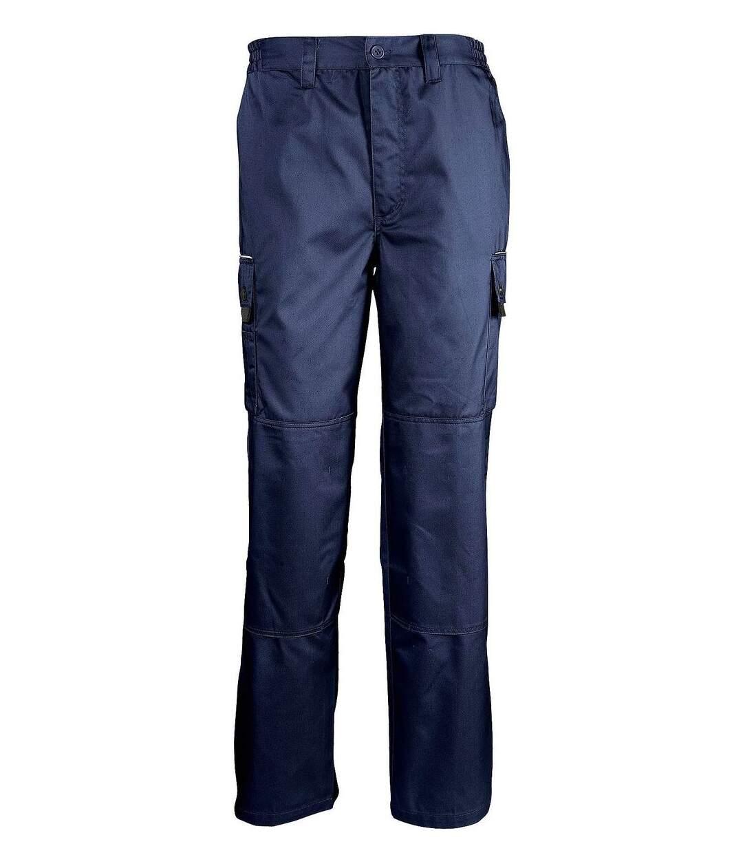 Pantalon de travail - workwear - PRO 80600 - bleu marine