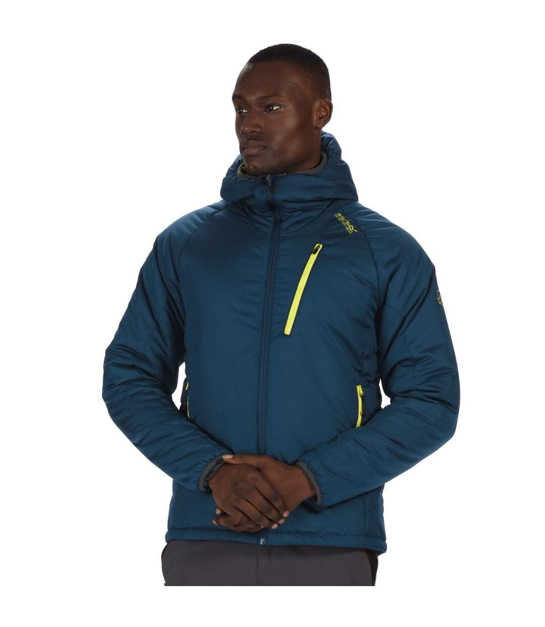 Regatta Mens Capen Insulated Jacket (Majolica Blue) - UTRG3087