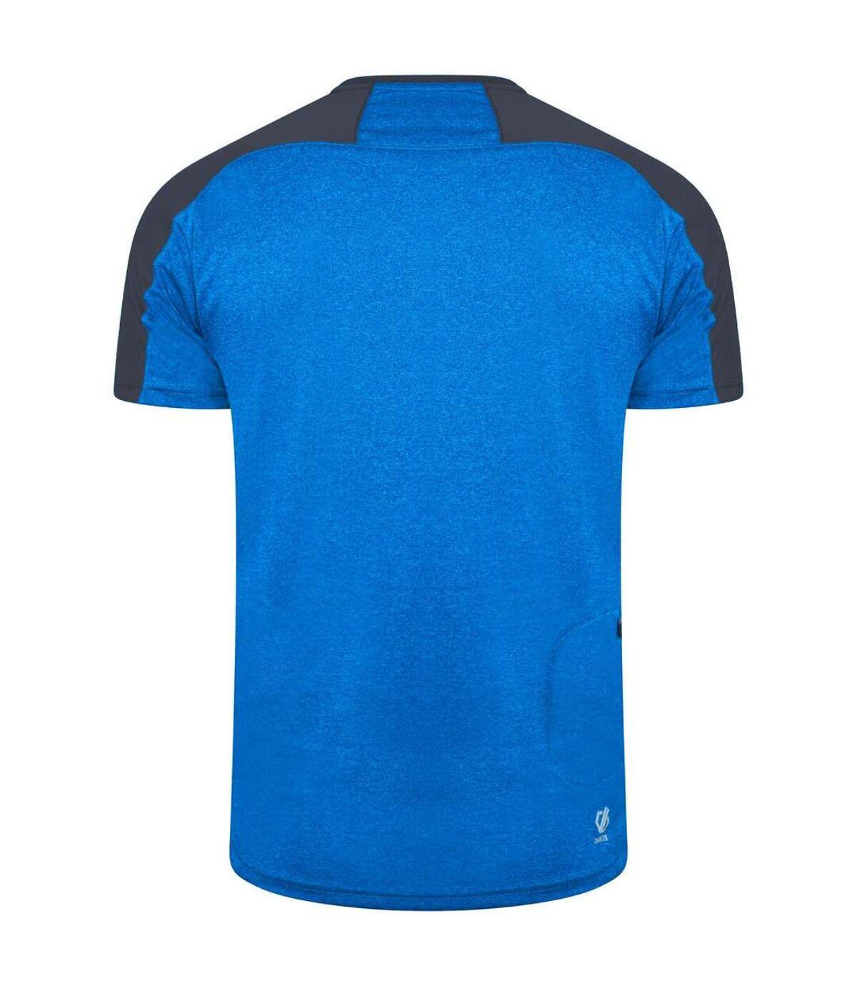 Dare 2B Mens Aces II Jersey (Petrol Blue/Methyl Blue) - UTRG5862