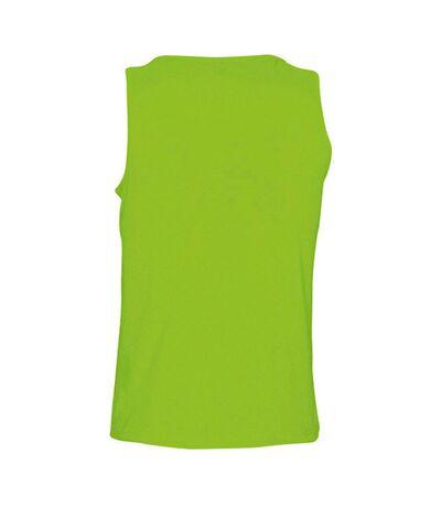 SOLS Mens Justin Sleeveless Tank / Vest Top (Grey Marl) - UTPC312