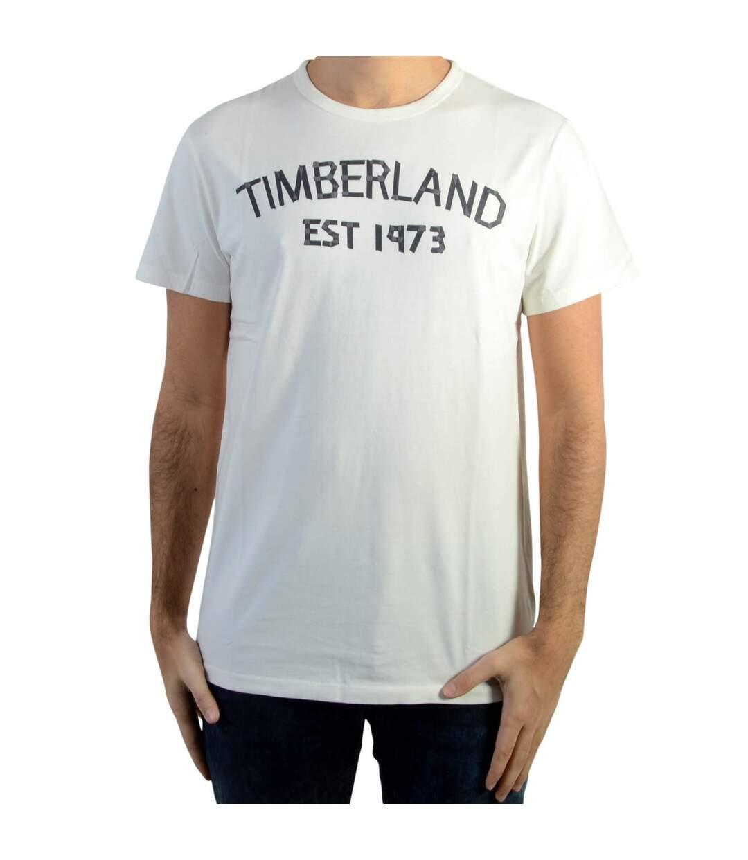 Tee Shirt Timberland Tape Tee Picket Fence