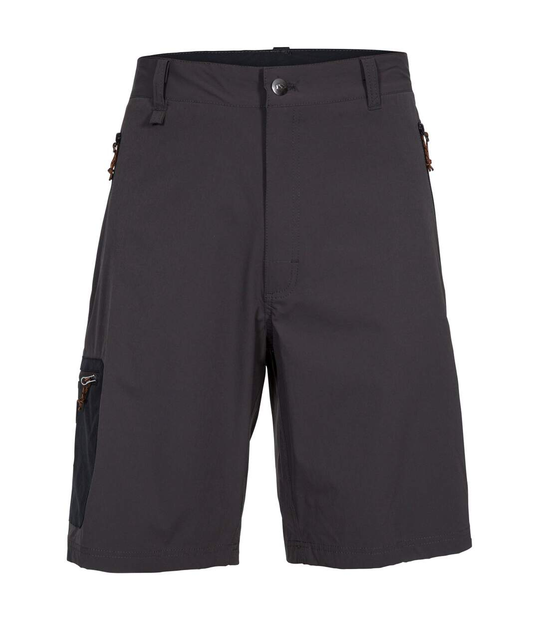 Trespass Mens Runnel Hiking Shorts (Peat) - UTTP4141