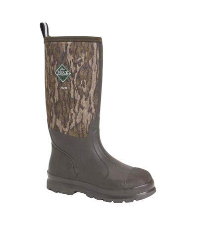 Muck Boots Unisex Adult Chore Boots (Oak Brown) - UTFS7511