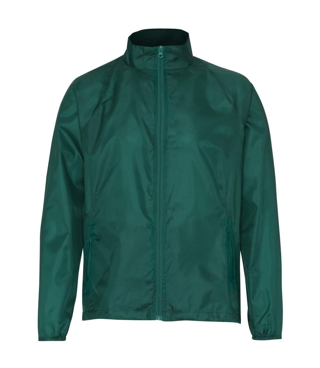 2786 Unisex Lightweight Plain Wind & Shower Resistant Jacket (Bottle) - UTRW2500