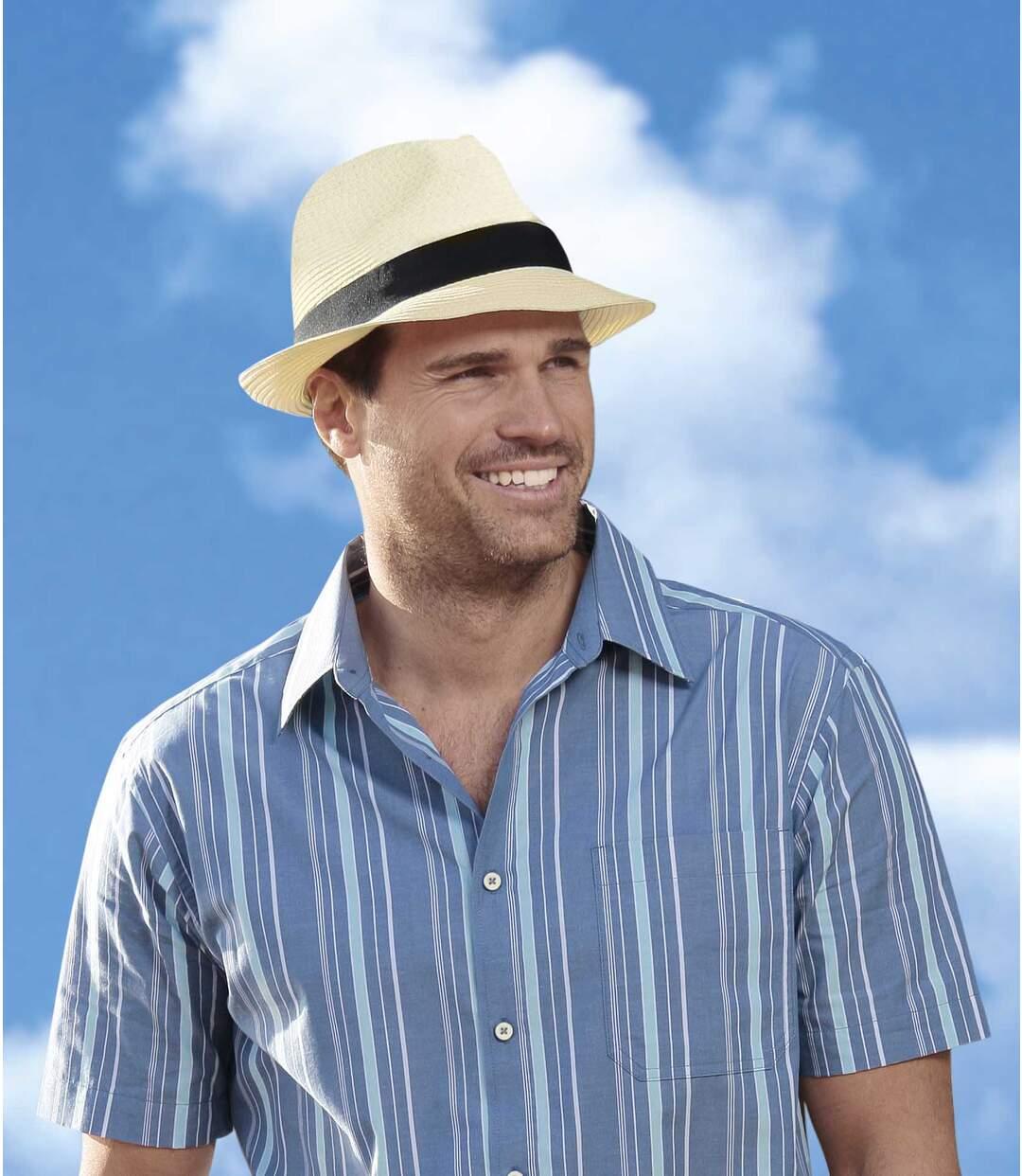 Slaměný klobouk Atlas For Men