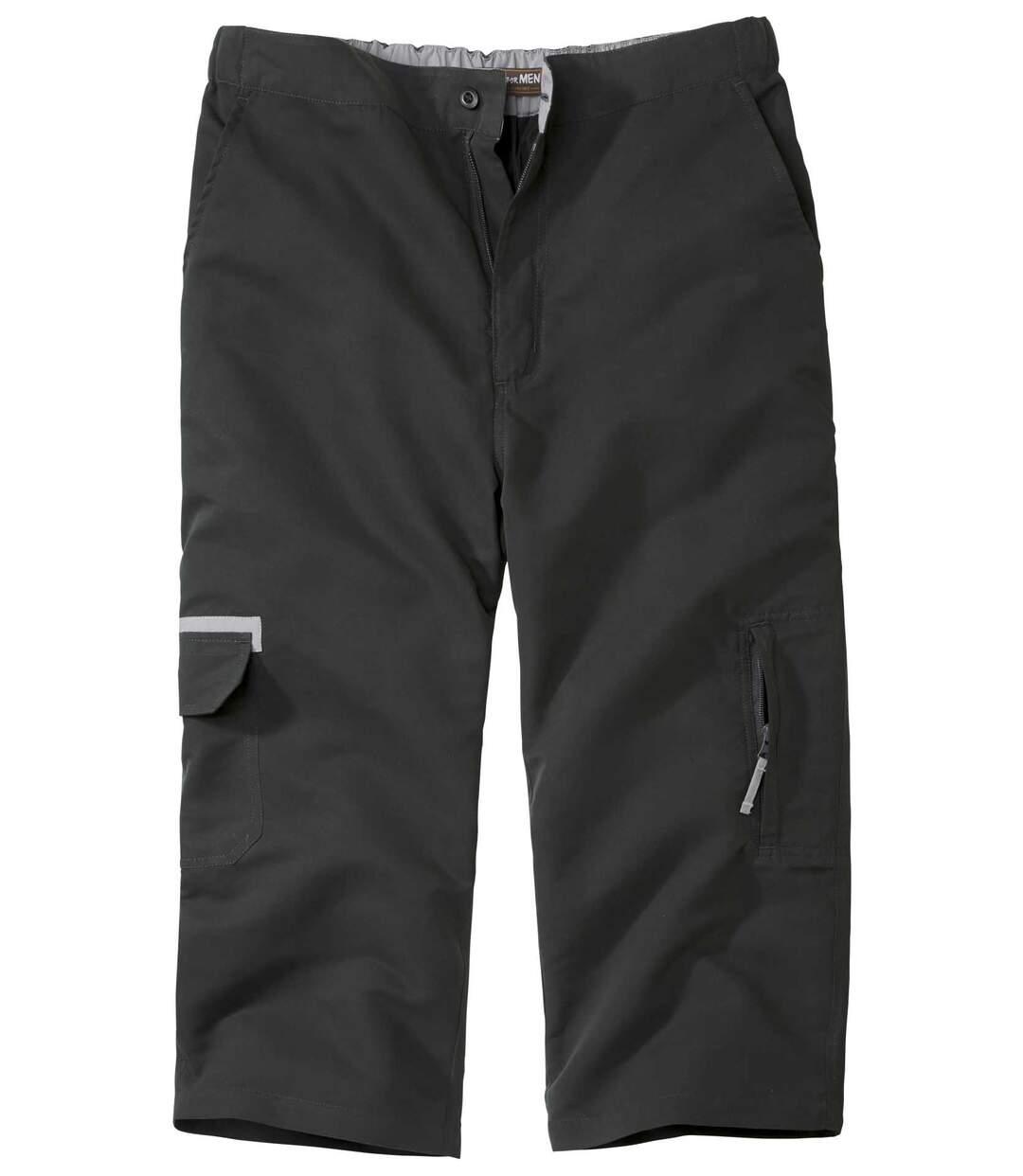 Trojštvrťové nohavice z mikrovlákna