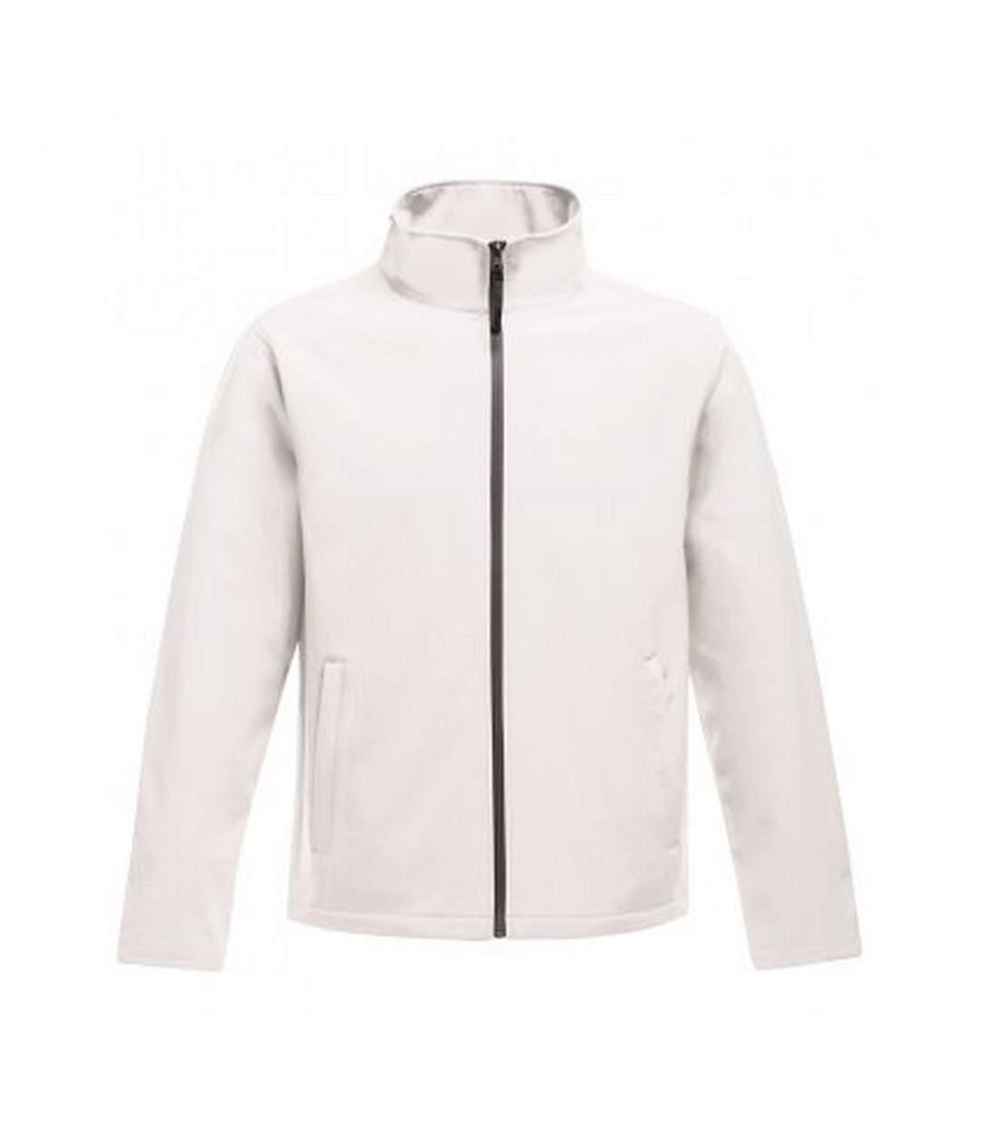 Regatta - Veste En Softshell Standout Ablaze - Homme (Blanc / gris) - UTPC3322