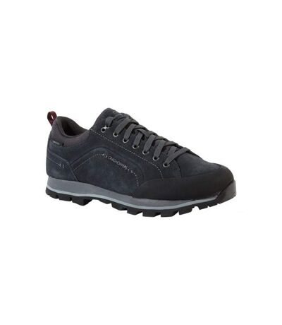 Craghoppers Mens Onega Suede Shoe (Black Pepper) - UTCG1393