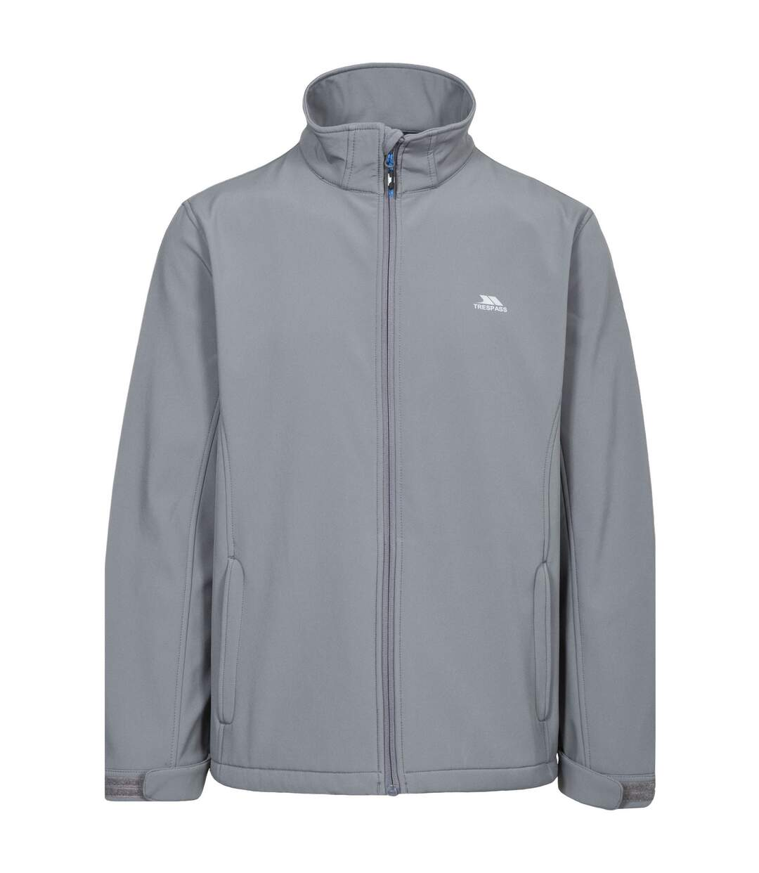 Trespass Mens Vander Softshell Jacket (Bright Blue) - UTTP3334