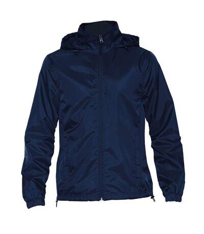 Gildan Mens Hammer Windwear Jacket (Navy) - UTPC3988
