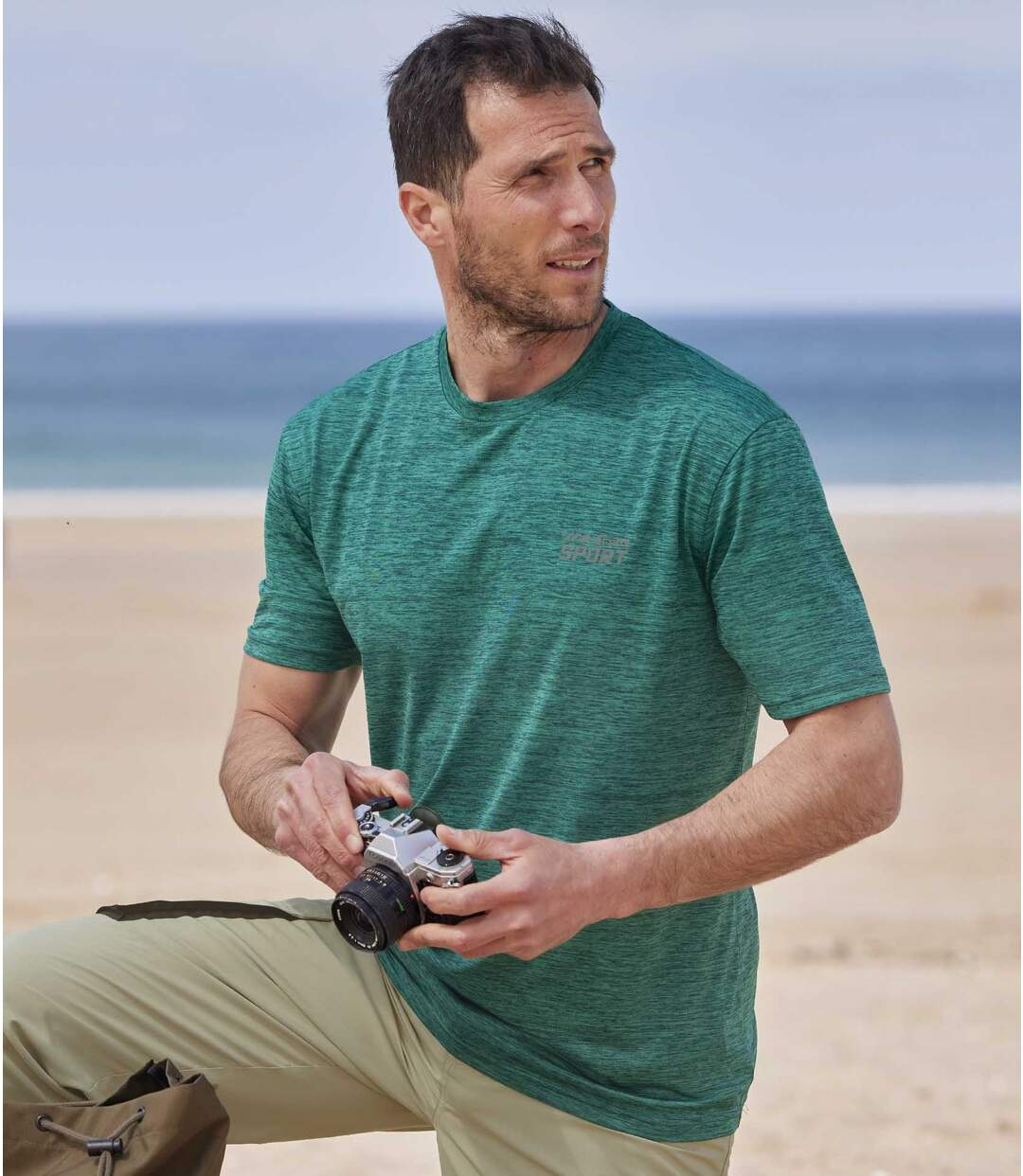 Set van 3 sport T-shirts  Atlas For Men