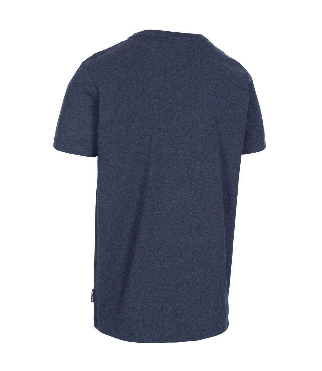 Trespass Mens Buzzinley T-Shirt (Olive Marl) - UTTP4970