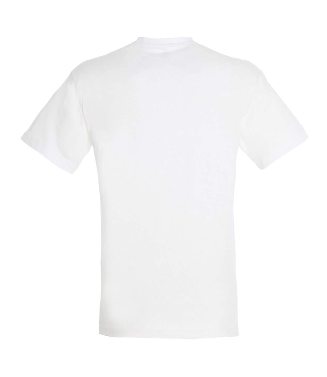 SOLS Mens Regent Short Sleeve T-Shirt (White) - UTPC288