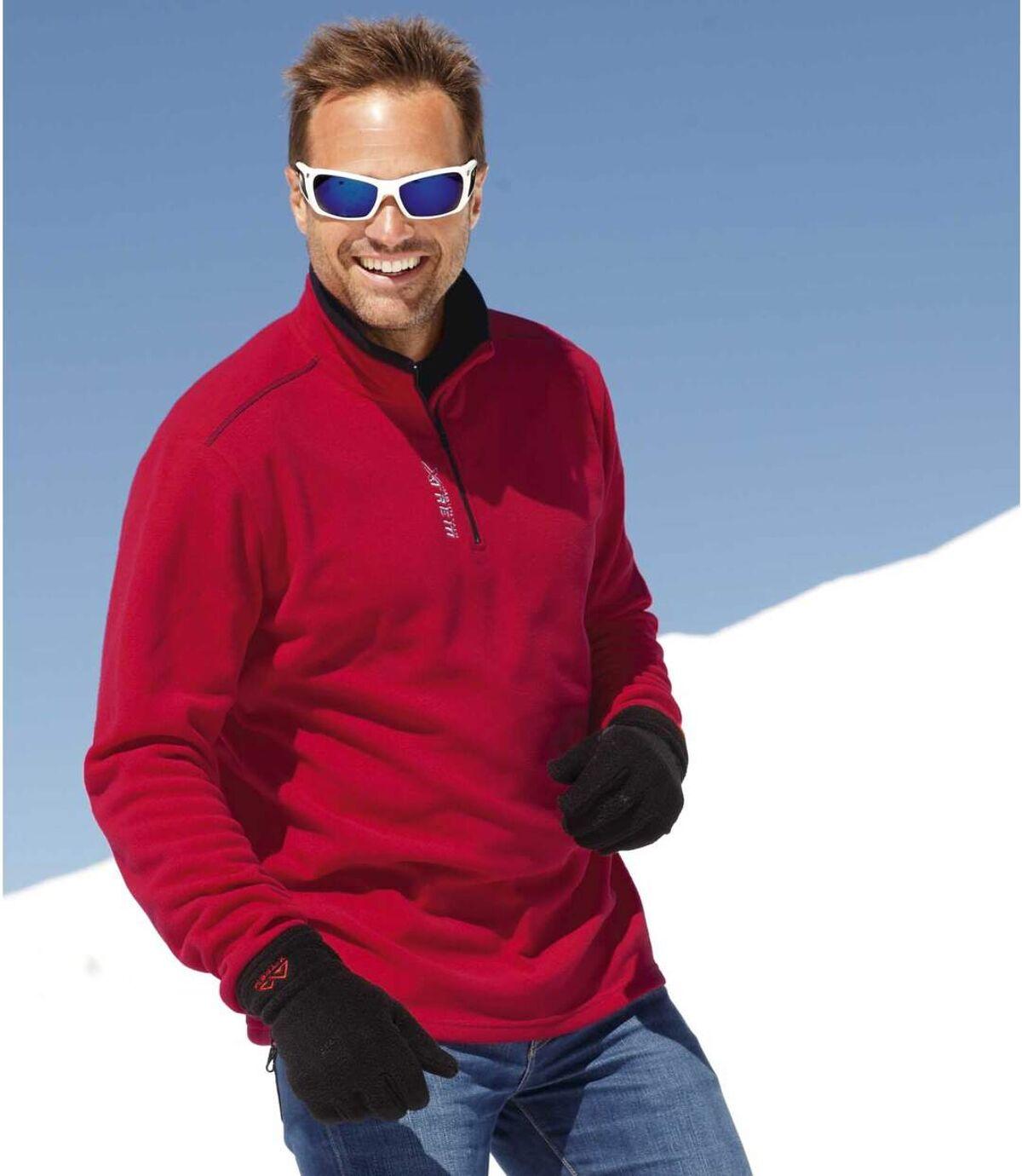 Zestaw 3 swetrów z mikropolaru X-Trem Atlas For Men