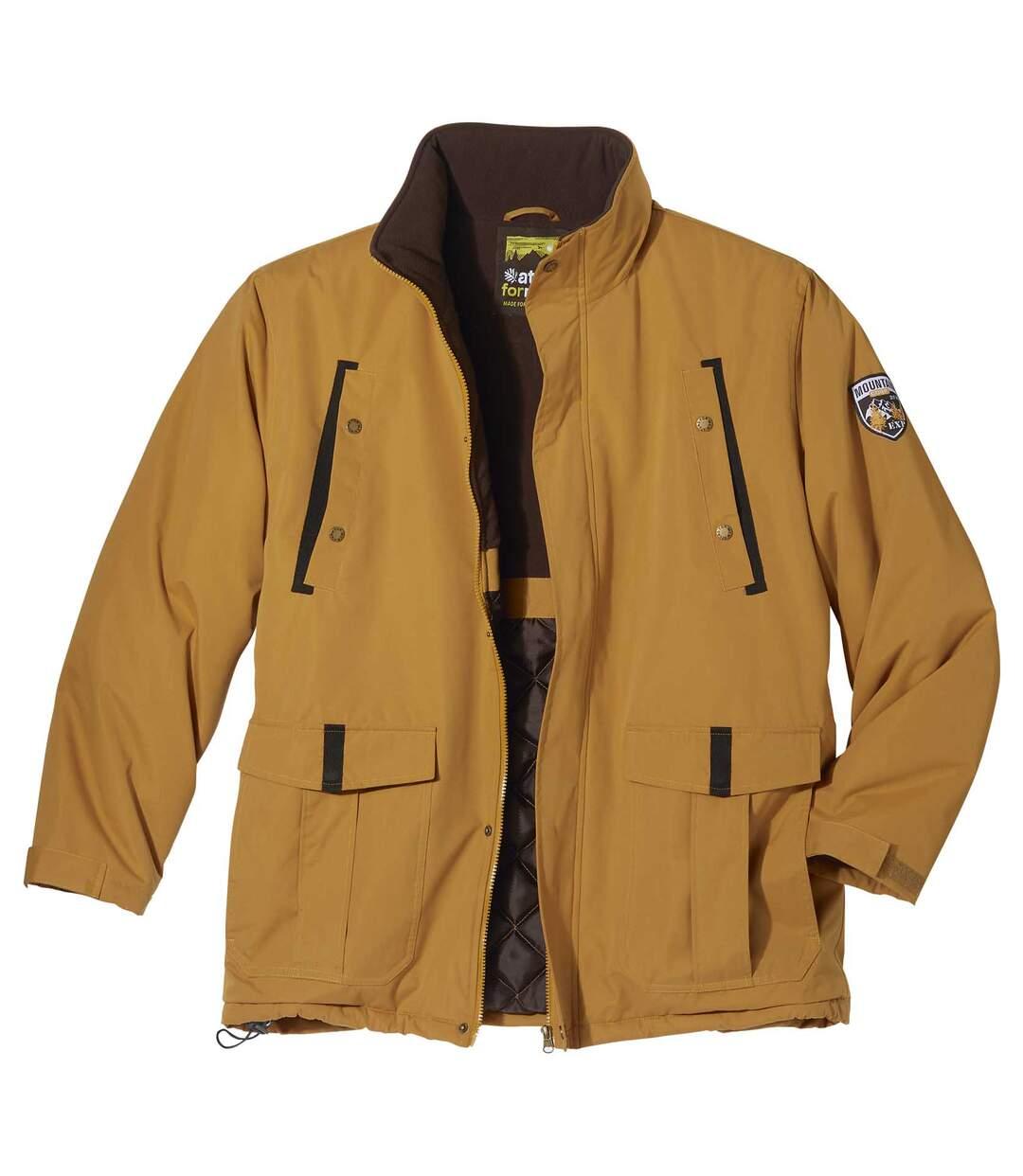 Ciepła kurtka z kieszeniami Mountain  Atlas For Men