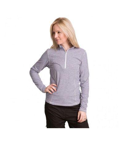 Trespass Womens/Ladies Overjoy Long Sleeve Active Top (Navy Marl) - UTTP3556