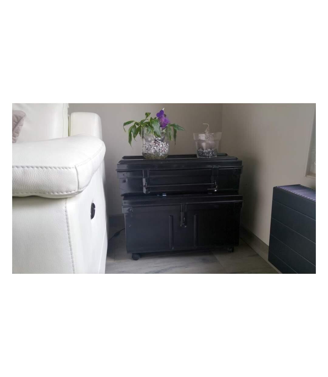 Coffre habitat en acier 60 litres