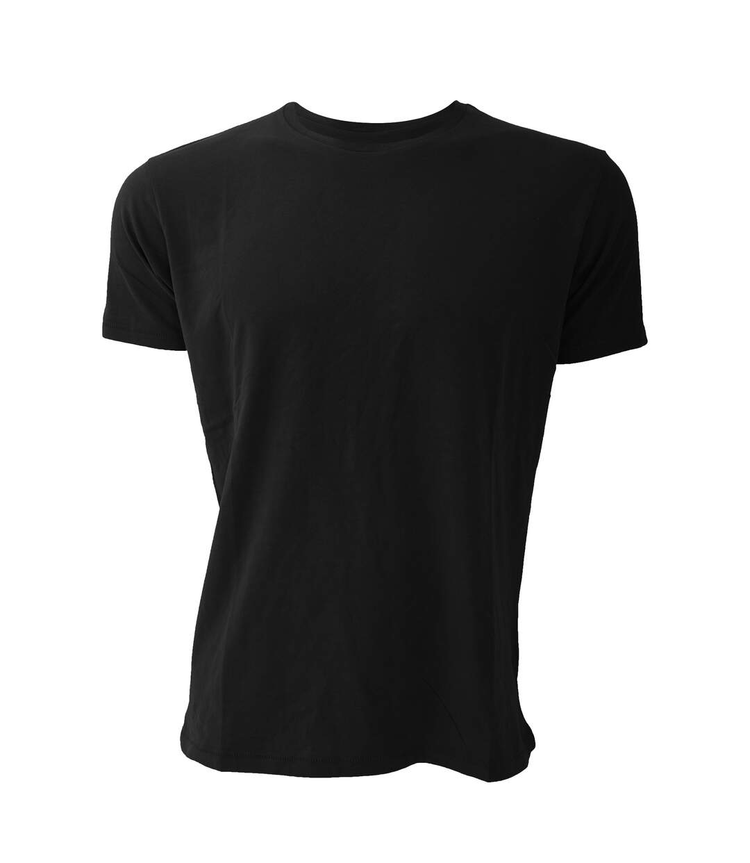 Mantis Mens Superstar Short Sleeve T-Shirt (Black) - UTBC675