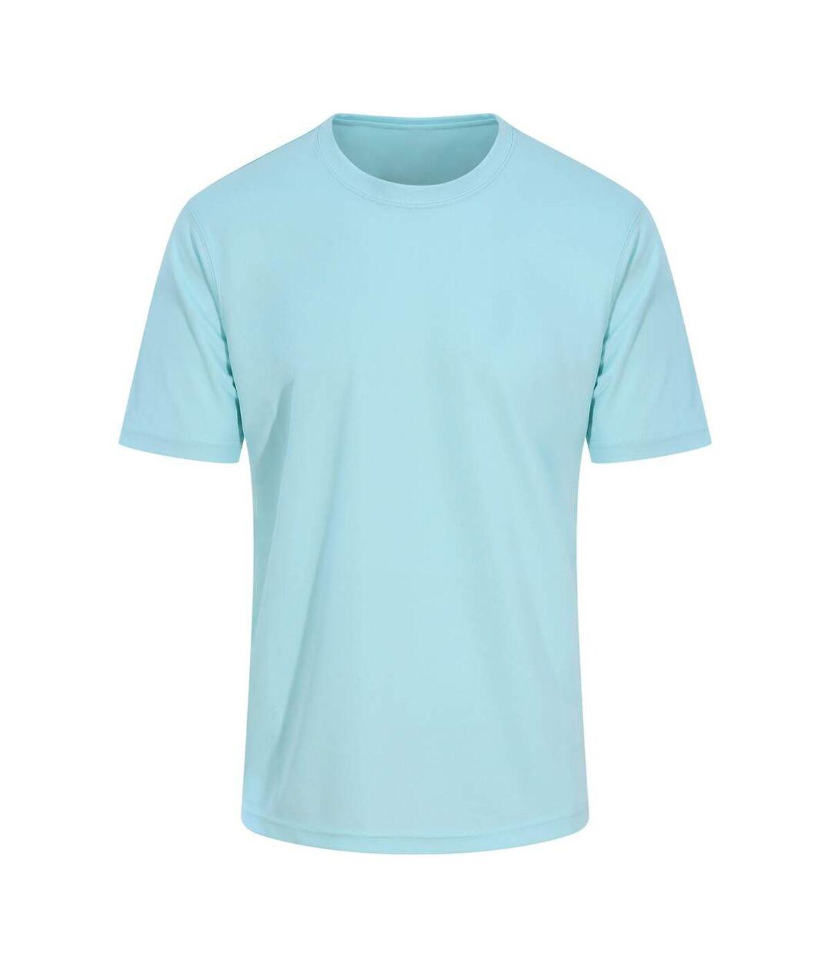 AWDis Just Cool Mens Performance Plain T-Shirt (Mint) - UTRW683