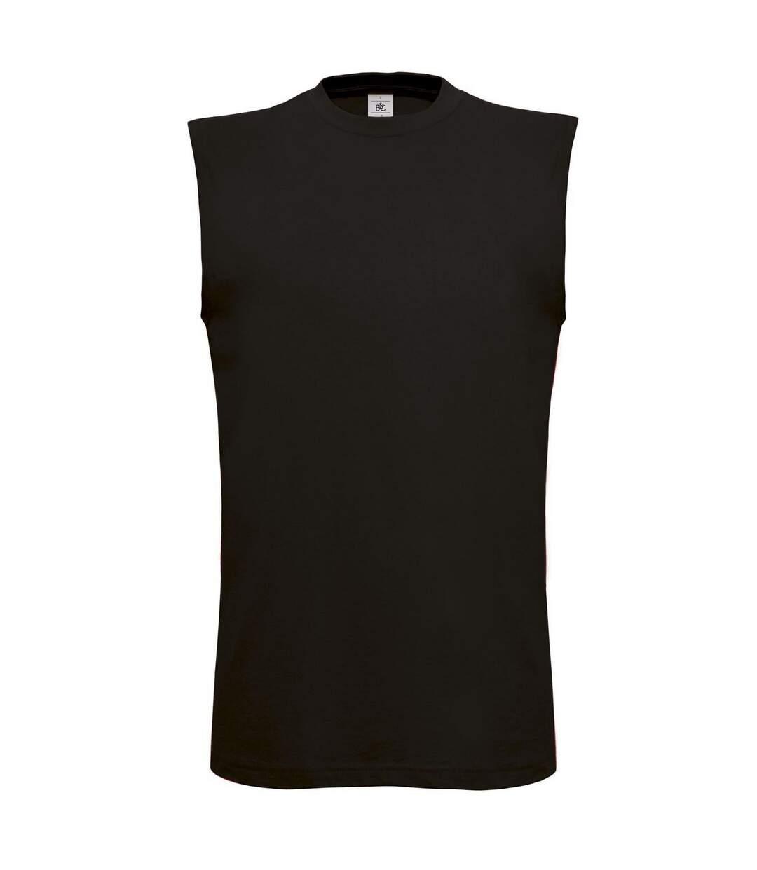 B&C Mens Exact Move Athletic Sleeveless Sports Vest Top (Sport Grey) - UTRW3502