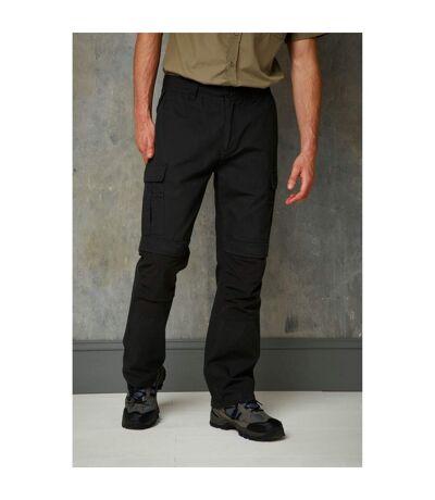 Craghoppers - Pantalon de randonnée KIWI EXPERT - Homme (Noir) - UTCG841