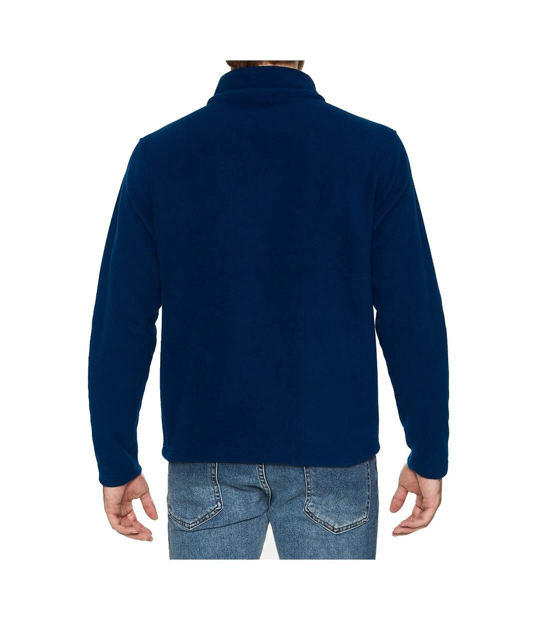 Gildan - Veste polaire HAMMER - Homme (Bleu marine) - UTPC3986