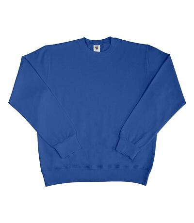 SG - Sweatshirt - Homme (Bleu roi) - UTBC1066