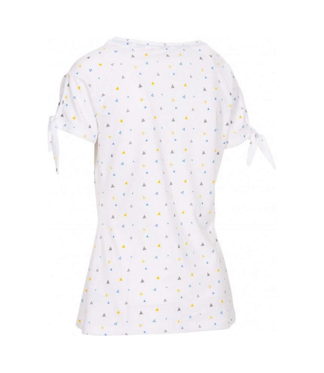 Trespass - T-Shirt Imprimé Penelope - Femme (Blanc) - UTTP4982