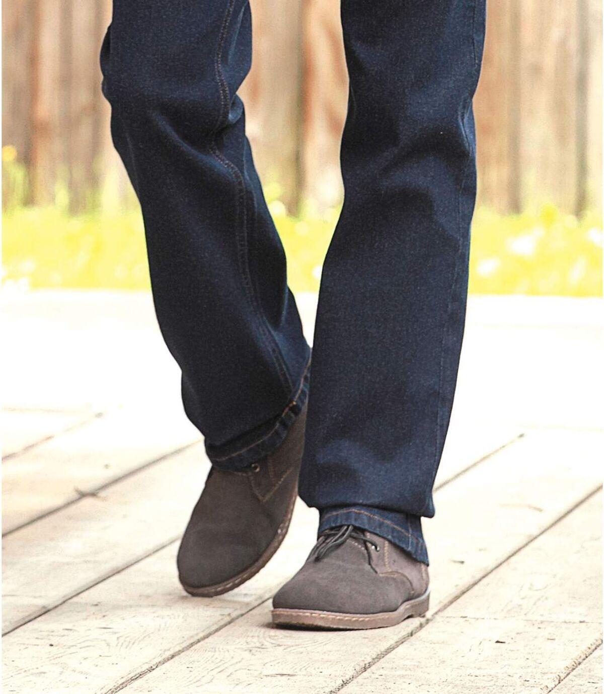 Men's Tough Mid-Rise Ankle Boots Atlas For Men