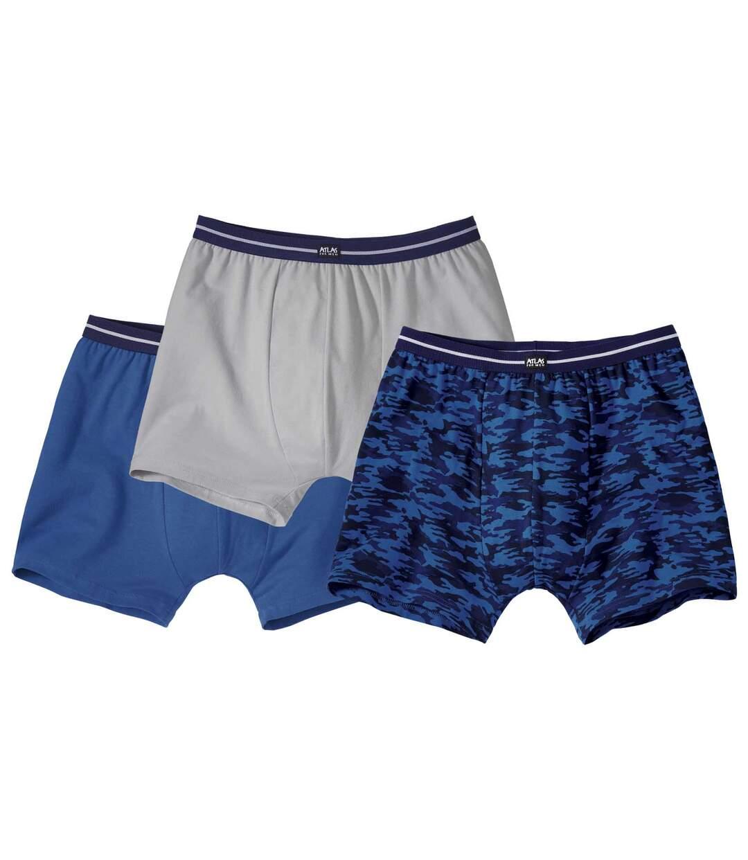 3er-Pack Boxershorts Komfort