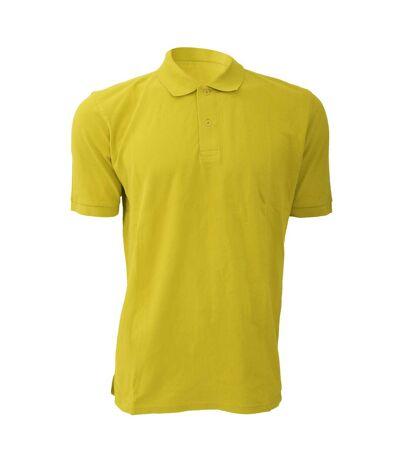 Polo à manches courtes 100% coton Jerzees pour homme (Orange) - UTBC567