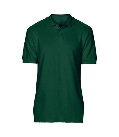 Gildan Softstyle Mens Short Sleeve Double Pique Polo Shirt (Forest Green) - UTBC3718