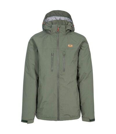 Trespass Mens Toffit Waterproof Jacket (Basil) - UTTP4757
