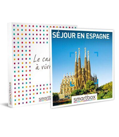 SMARTBOX - Séjour en Espagne - Coffret Cadeau Séjour
