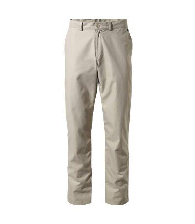Craghoppers - Pantalon anti-moustique LINCOLN - Homme (Gris claire) - UTCG840