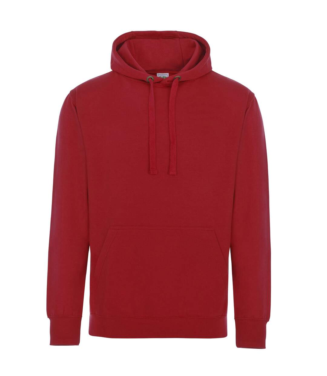 AWDis Just Hoods Adults Unisex Supersoft Hooded Sweatshirt/Hoodie (Grey) - UTRW3926