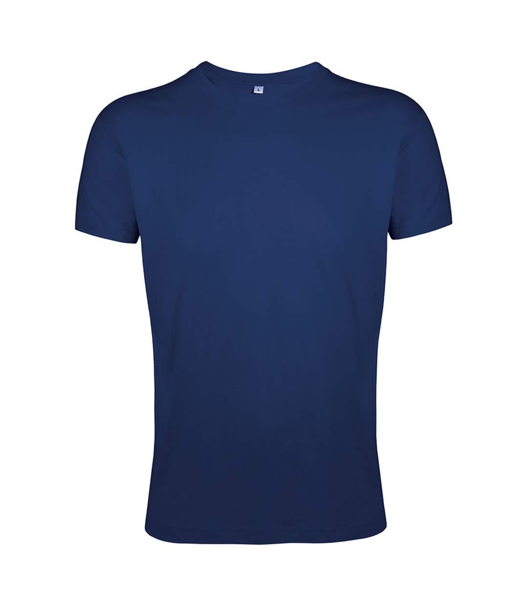SOLS - T-shirt REGENT - Homme (Bleu marine) - UTPC506