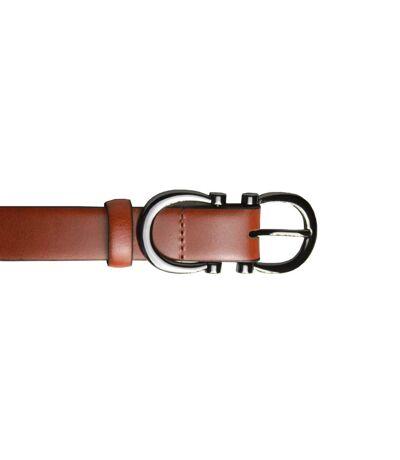 Eastern Counties Leather Womens/Ladies Feature Buckle Belt (Tan) - UTEL243