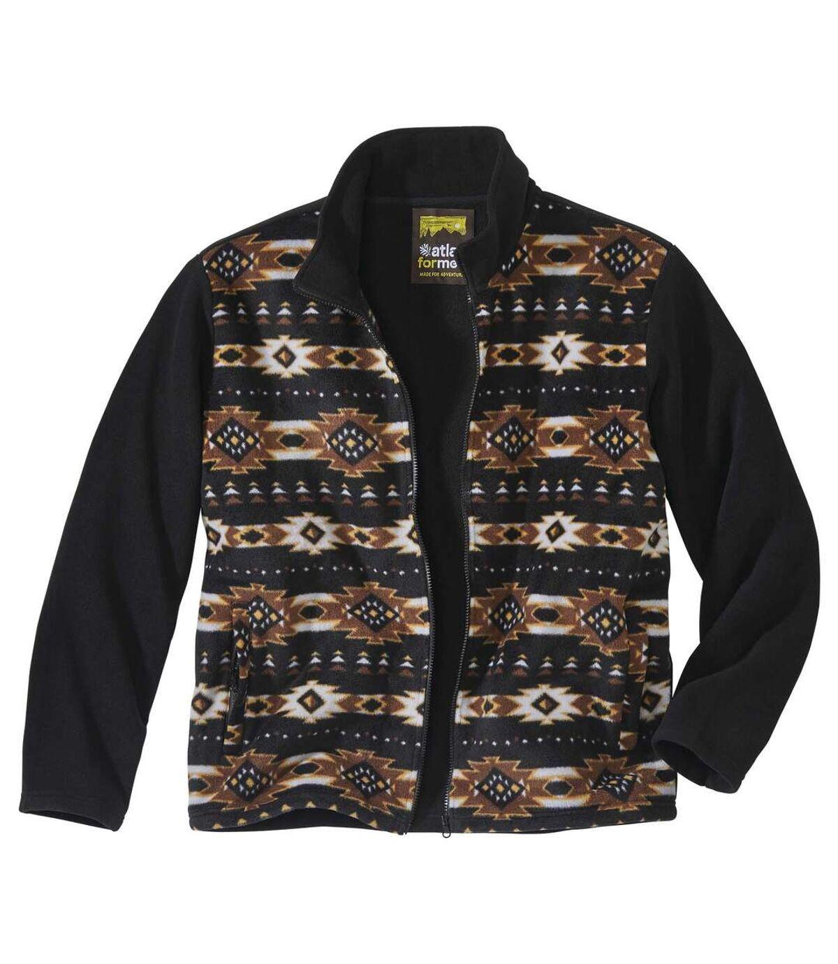 Polarowa bluza w stylu Navajo Atlas For Men