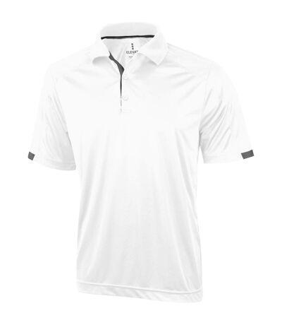Elevate Mens Kiso Short Sleeve Polo (Pack of 2) (White) - UTPF2499