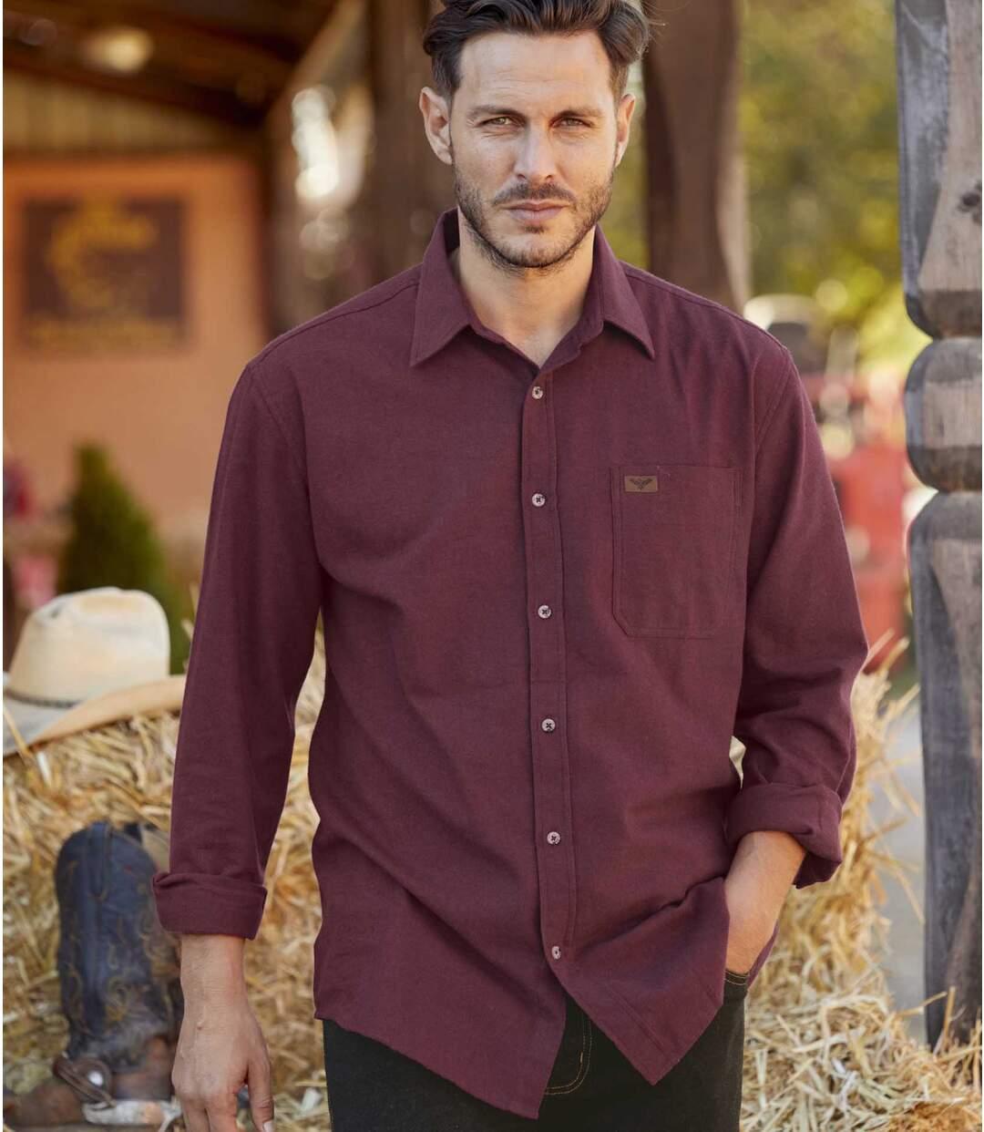 Zestaw 2 flanelowych koszul Sunset Canyon Atlas For Men