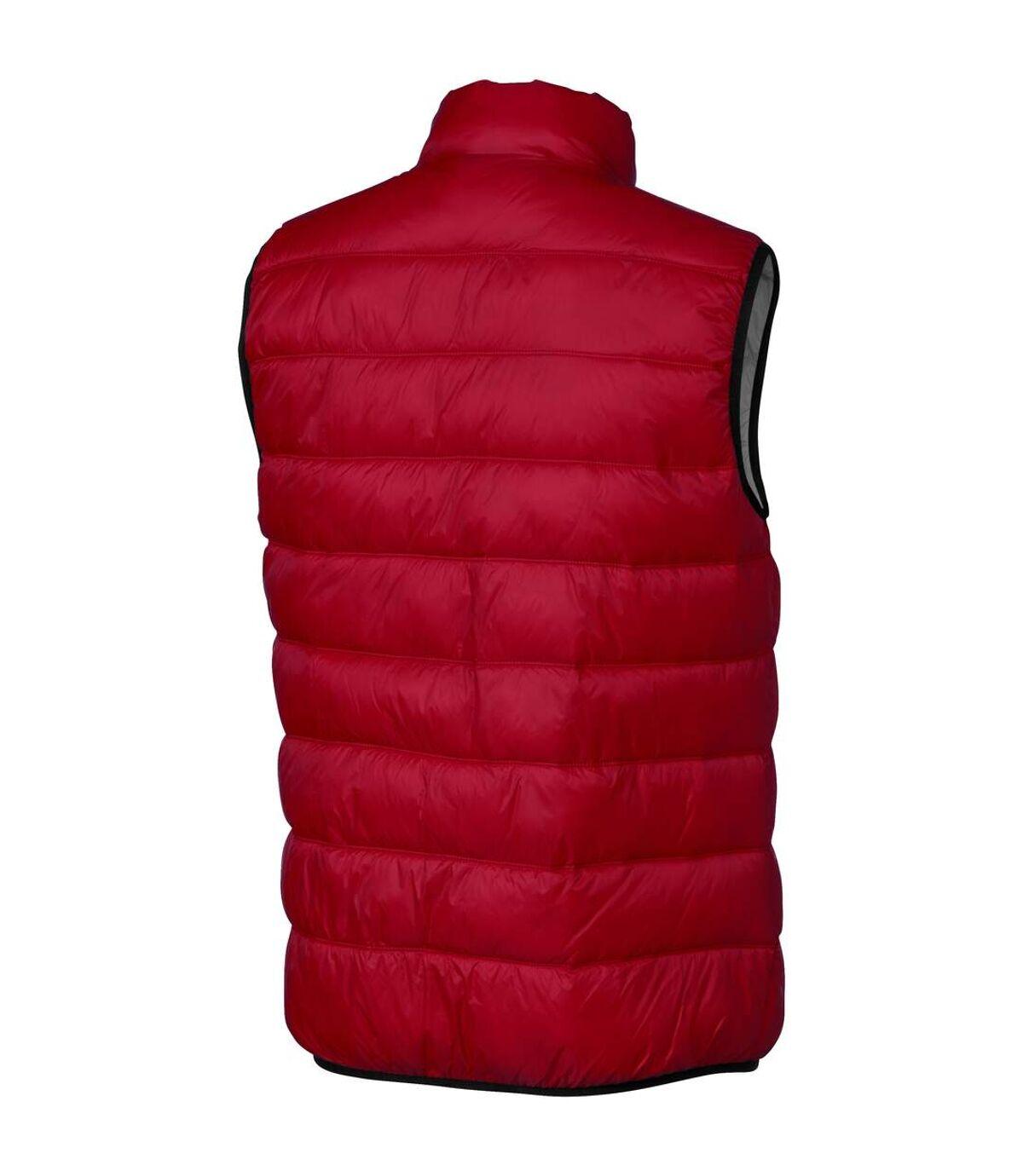 Elevate Mens Mercer Insulated Bodywarmer (Red) - UTPF1934