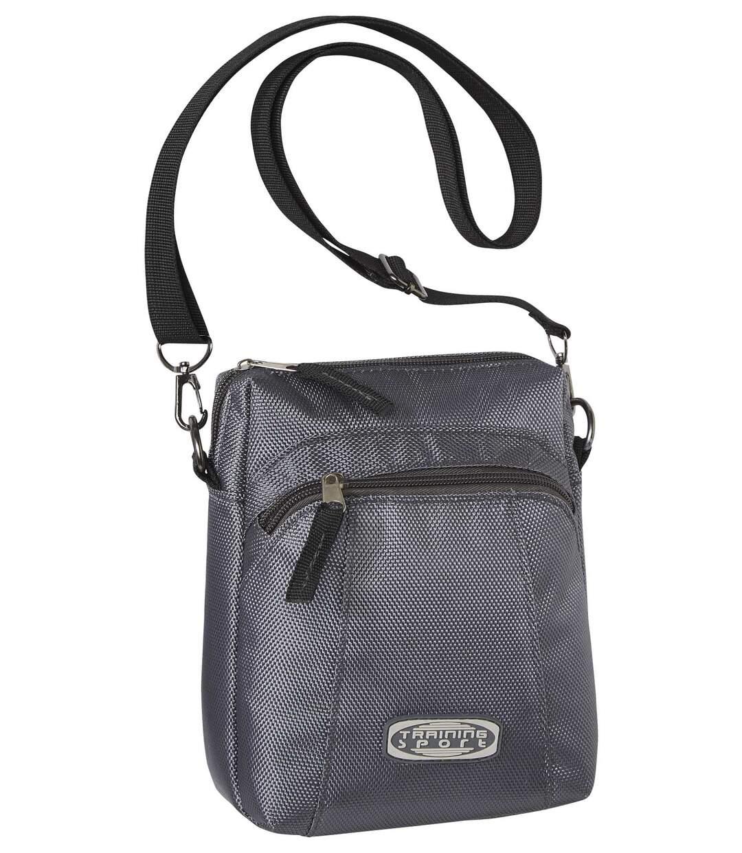 Men's Grey Holster Bag