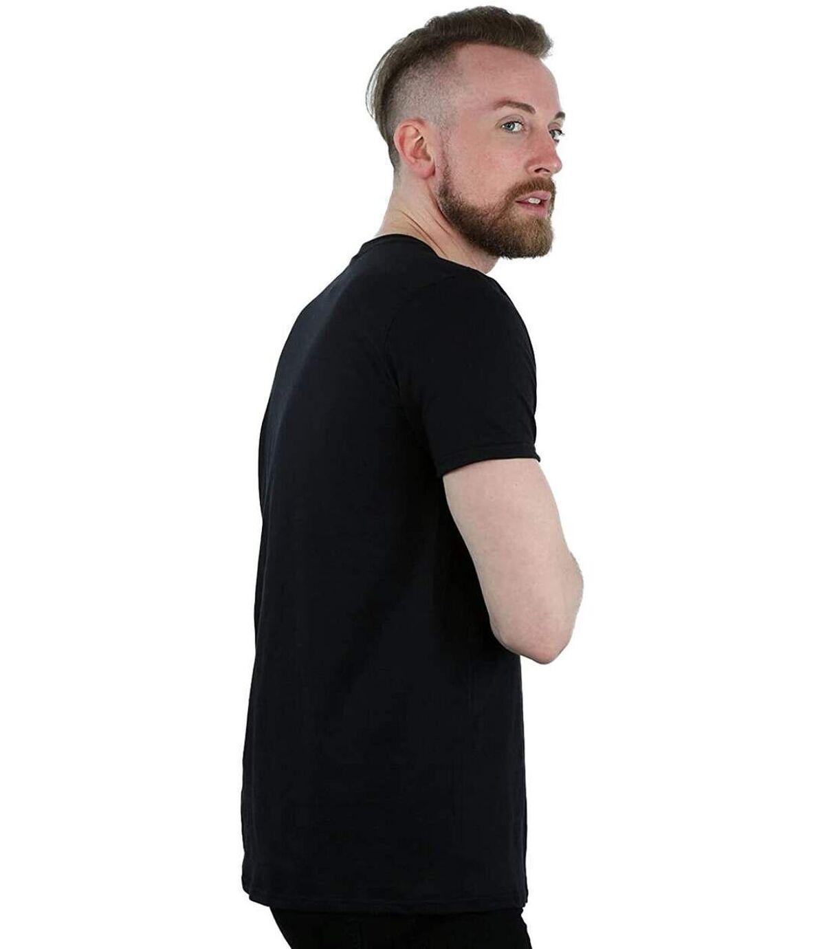 The Flash Mens TV Star Laboratories T-Shirt (Black) - UTNS5487