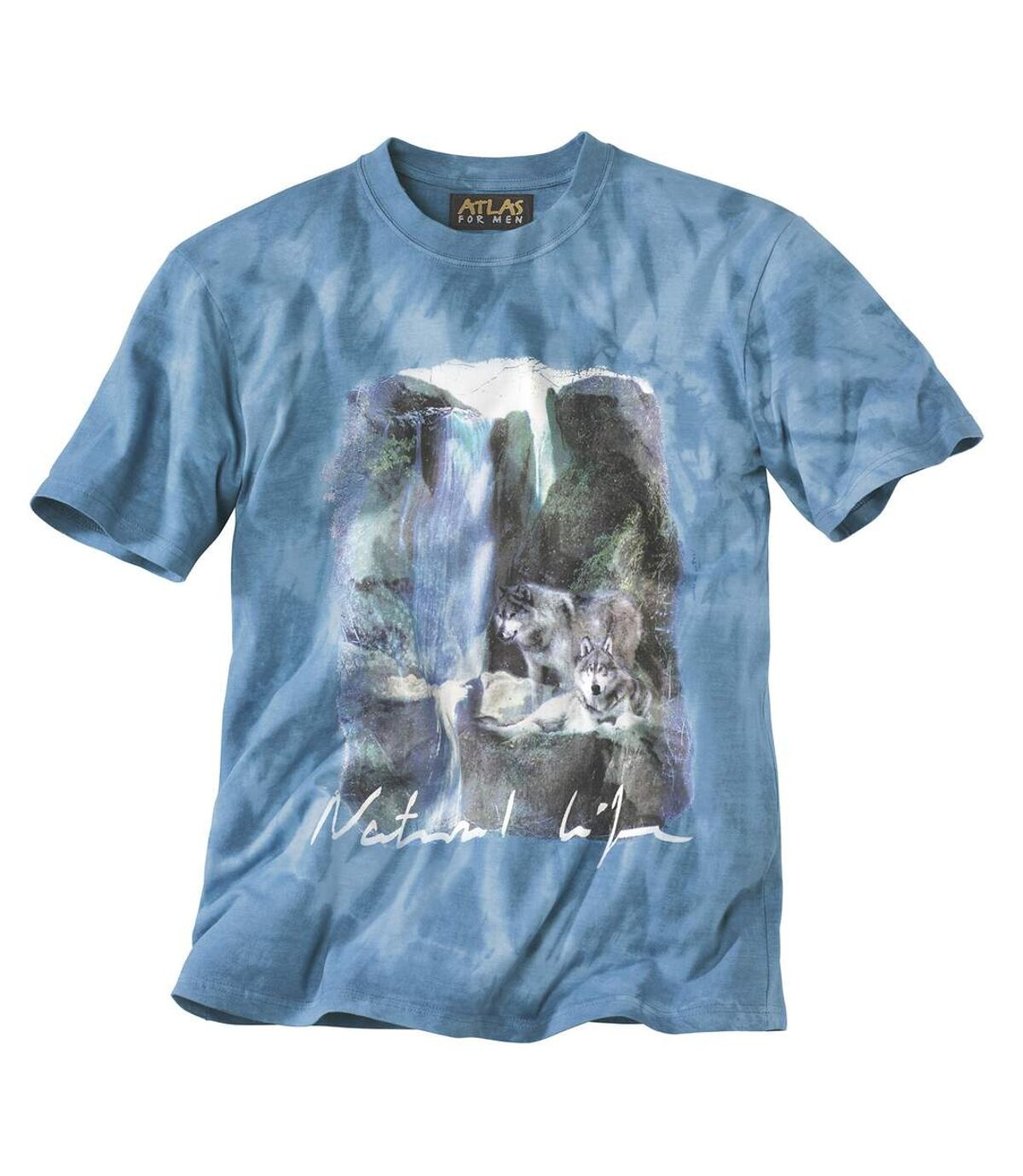T-shirt Natural Life Atlas For Men