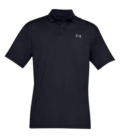 Polo de golf performance - Homme - UA006 - noir