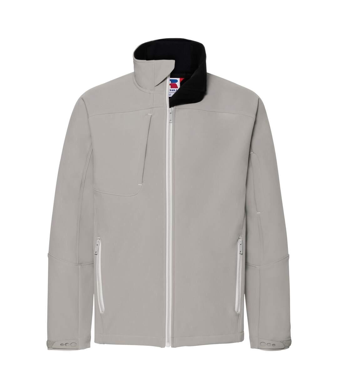Russell Mens Bionic Softshell Jacket (Black) - UTRW6161